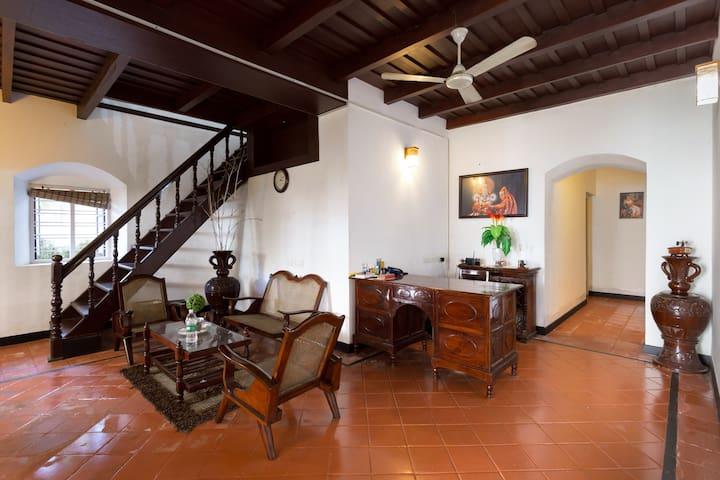 Napier Suite, Where History Meets Luxury - Kochi - Byt