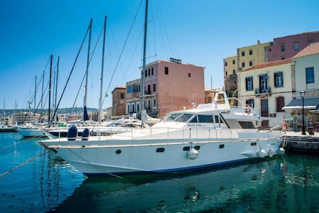 Balosstar Cruises - Kissamos - Barco