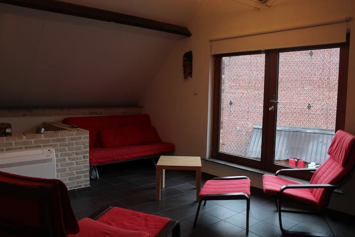 Appartement 6 pers. max - Ostiches