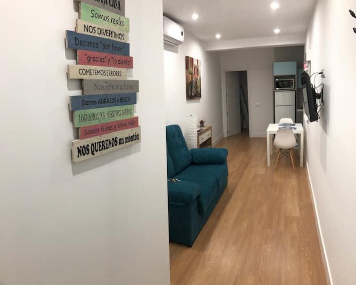 Apartamento Catedral 2, loft