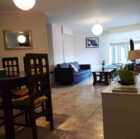 Best location & fully new furnished apartment