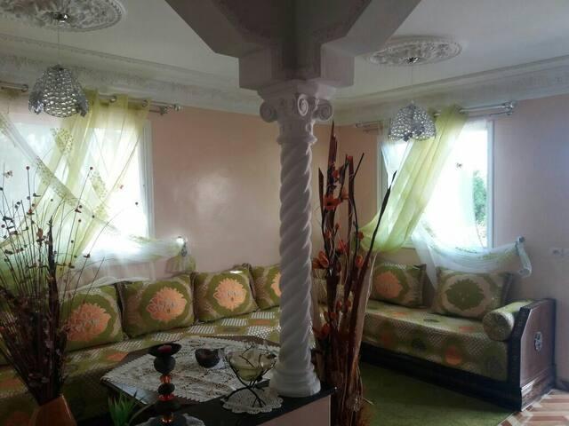 Maison  Casablanca à Tamaris avec Terrasse