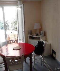 Grande chambre près Aix en Provence - Velaux - Apartemen