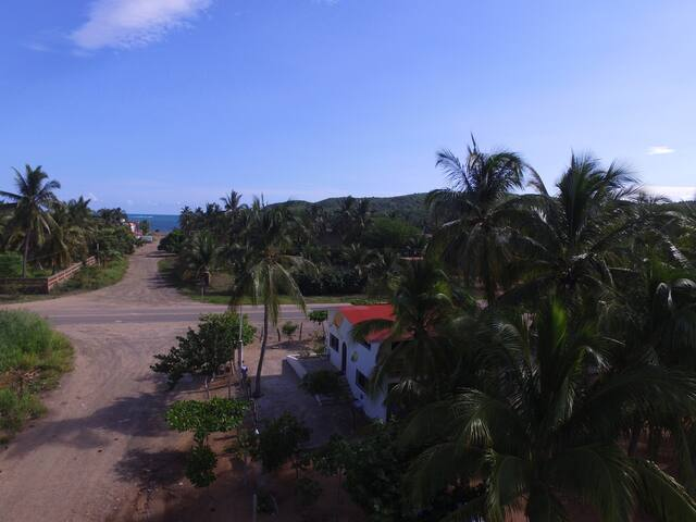 Casa LA CEIBA, Punta Perula