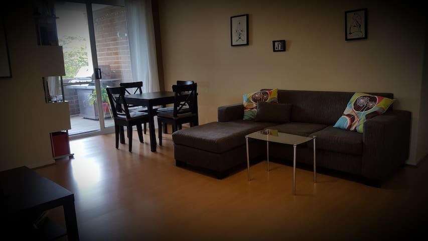 A young family friendly apartment - Annandale - Appartement