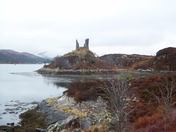 Castle Moil et ses histoires Viking