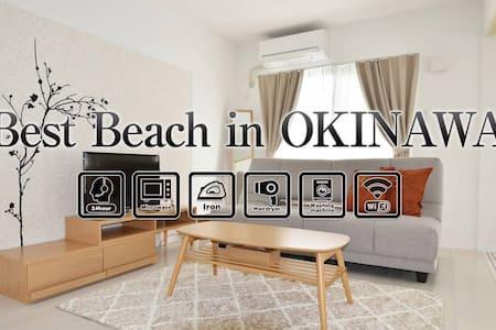 【Okinawa】Free Parking(2cars)3 Bedroom! Max12 MK016