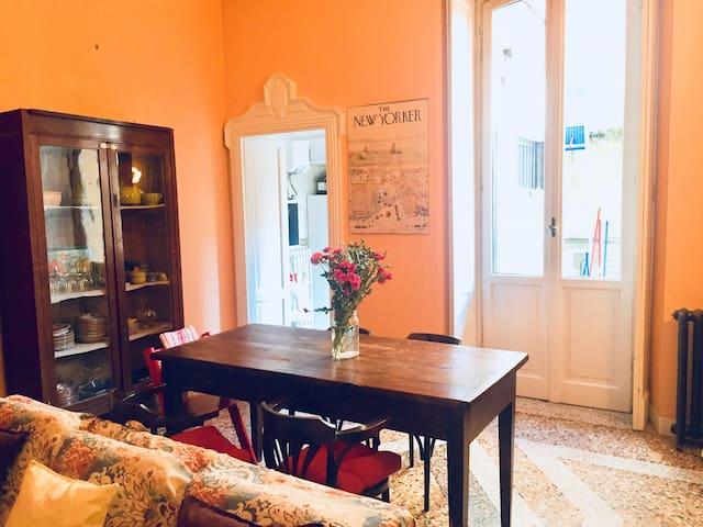 Charming double room in navigli area