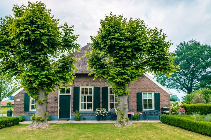 B&B Farmhouse Dijkerhoek (1898)
