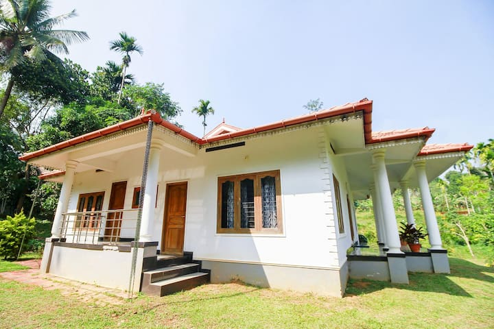 Lowest Priced Elegant 2BHK Farmstay in Wayanad