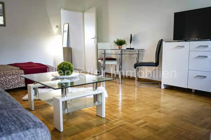 Central appartement in the heart of Stuttgart!