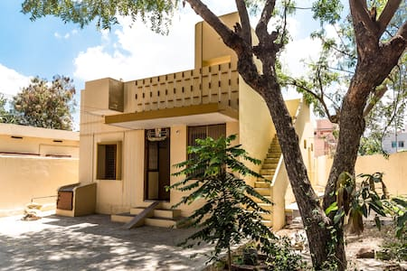 ★Classic Guest House & Parking ⮞ Near Ramanashram★