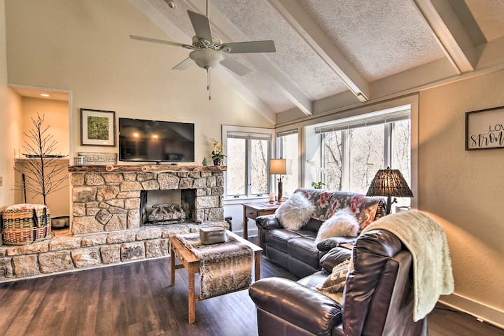 NEW! Skiers Dream Condo - Walk to Sugar Mountain!
