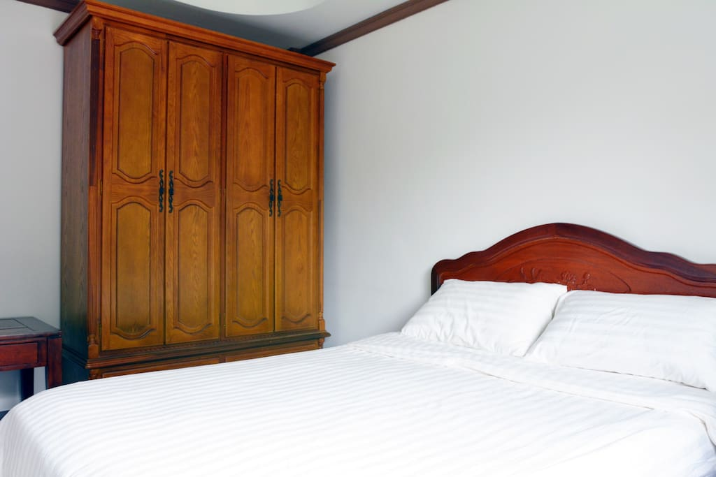 Clean and comfortable space for up to two people for one person price