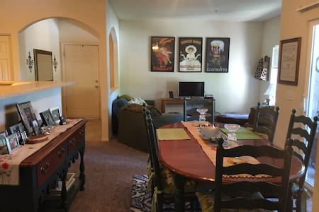 Private Room/Bath just 5 minutes from downtown - West Sacramento - Apartamento