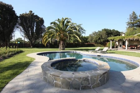 Secluded Casa Sonoma-Hot Tub/Pool-CDC Compliant