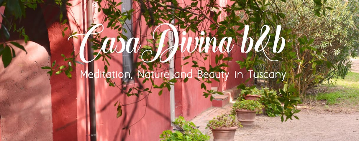 Casa Divina B&B - Tuscany - Lorenzana - Bed & Breakfast