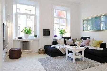 Nice cozy bright room - Mississauga - Huoneisto