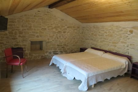 "Appartement ""le Plancher"" - Bathernay"