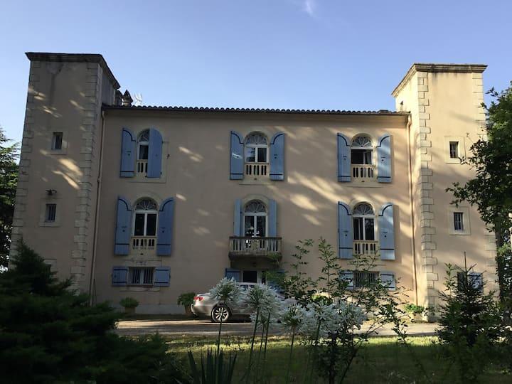 Chateau Domaine ferrabouc  gites