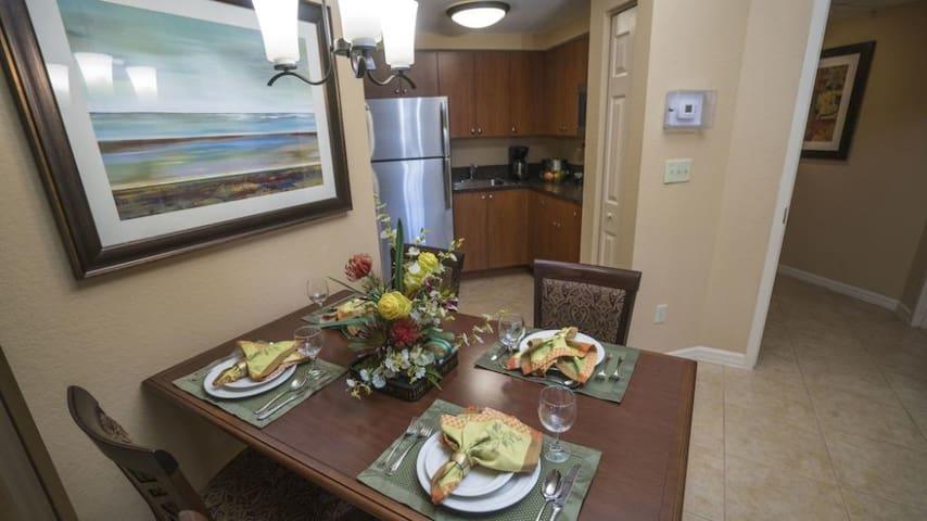 Dining Area / Kitchenette