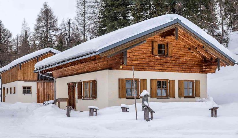 Haus Sennhütte - Neuhofalm am Obertauern