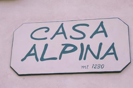 B&B Rifugio CASA ALPINA - Zone