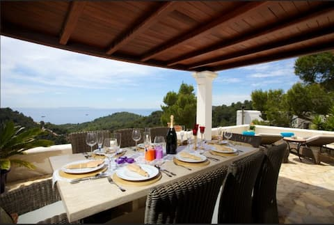 Prachtige mastersuite, kingsize bed, eigen balkon