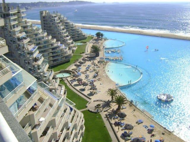 Excelente Aparthotel en san Alfonso del mar
