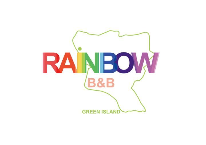 Green Island Rainbow B&B  Six-people room
