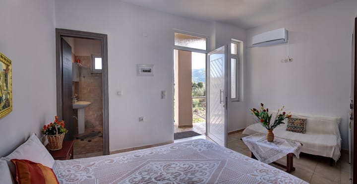 Antartisa B&B-Budget Double Room - near ELAFONISI