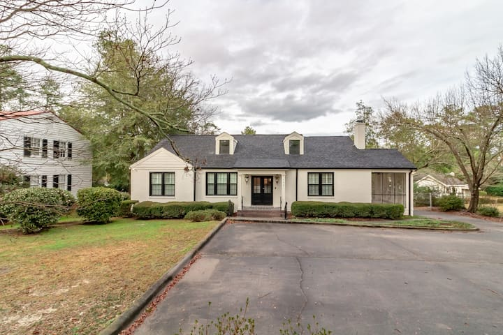 Spectacularly Renovated Masters Rental