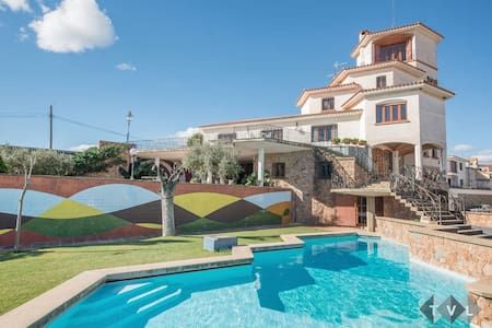 La Guaita. Luxury villa with charm. - Riudecanyes - 別墅