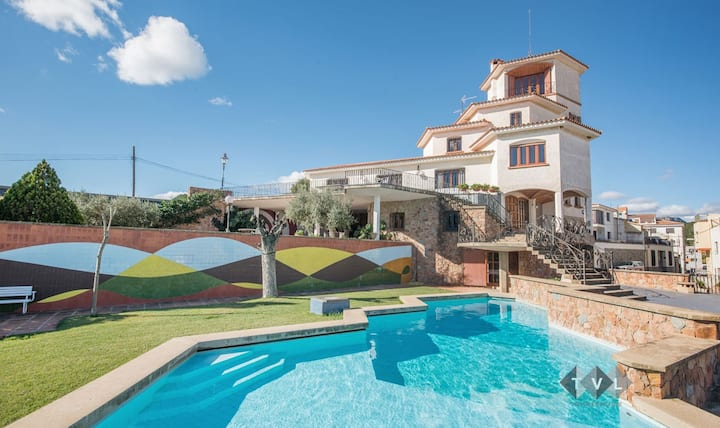 La Guaita. Luxury villa with charm.