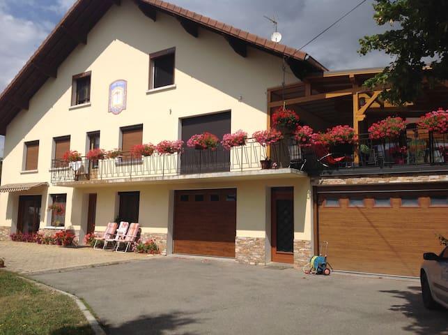 VACANCES A LA MONTAGNE - Saint-julien-en-champsaur - Lakás