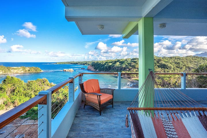 Cloud9 Dominica - 1BR Penthouse - Calibishie