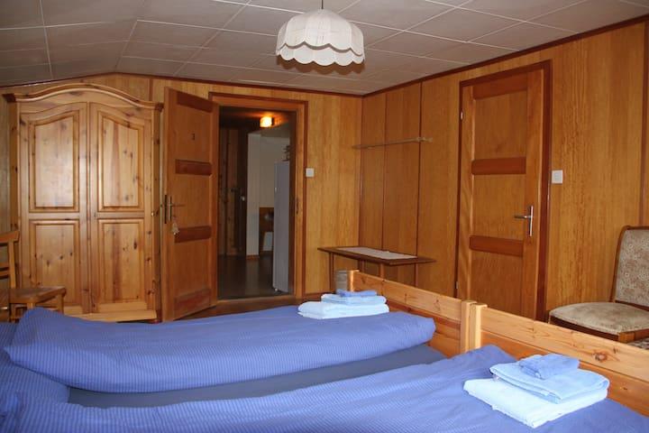 3er Zimmer in Ernen