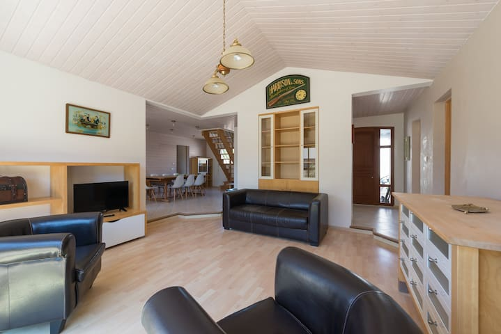 Grande maison de vacances proche plage Préfailles