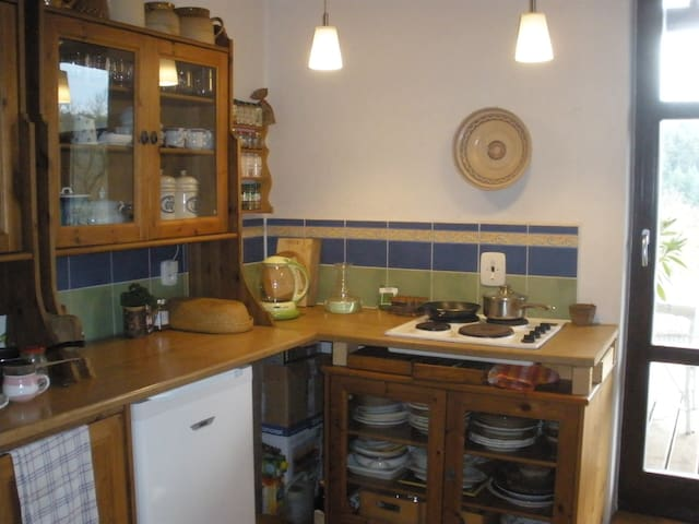 This is our kitchen available to you