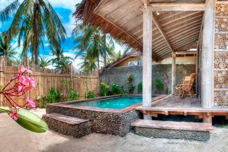 Villa TUJUH with private pool - 1BR - Meno - Pakis