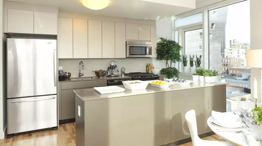 Luxury Apartment in the Loop & Private Bath - Chicago - Apartemen