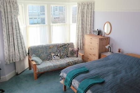 Spacious room in characterful house - Bristol
