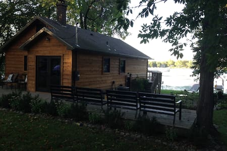 Lake Minnetonka Cabin, Close To The Ryder Cup - Mound