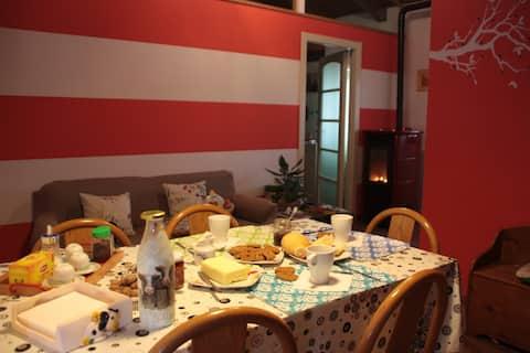 Appartamento indipendente sulla collina dell Serra