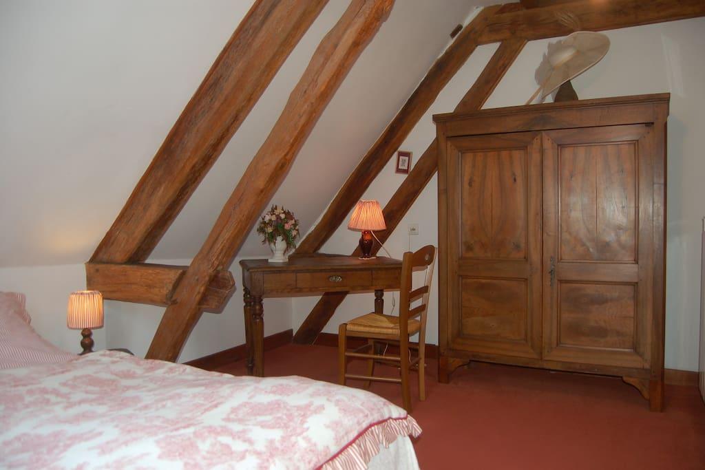 Chambre Intimité