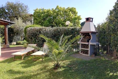 Vacanza in Versilia, Villetta Marina Verde,