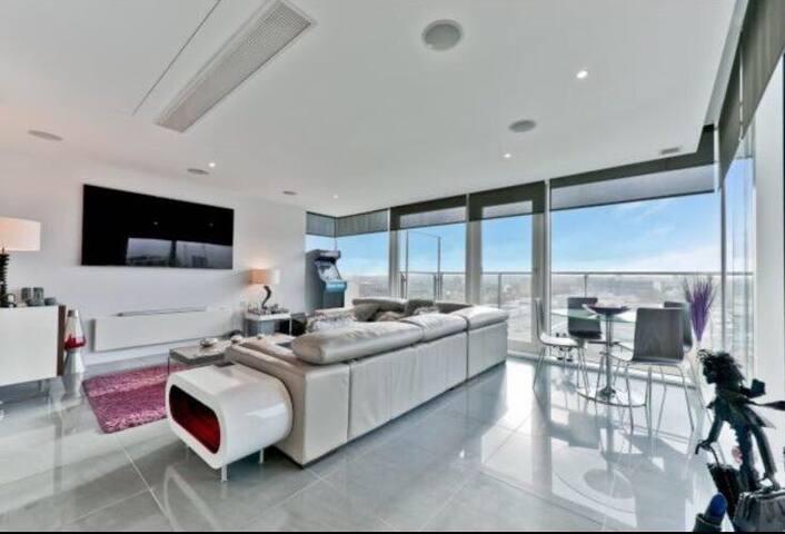 Double Room with private bathroom - London Bridge - London - Apartment