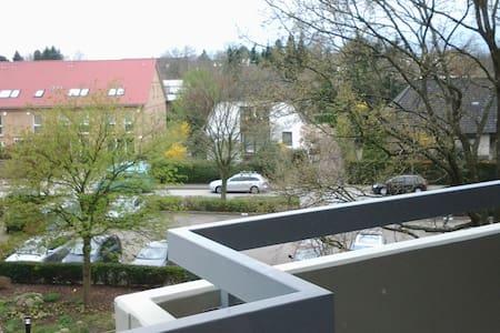 Gemütliche 2-Zimmer Wohnung im Nordwesten Hamburgs - Hamburg