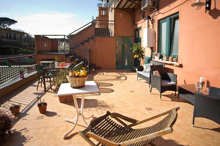 Cozy Apt between Sorrento and Positano. - Piano di Sorrento