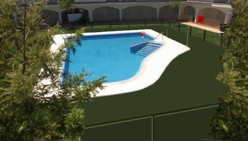 LZ18- Brand new apartment 4 bedrooms + 4 bathrooms (10 pax) Swimming pool